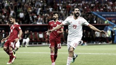 No sufoco, Espanha vence Irã com gol chorado e depende apenas de si para ir ao mata-mata do Mundial