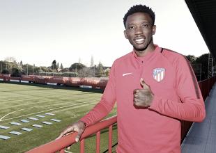 Stephane Emaná, más madera para el filial del Atlético