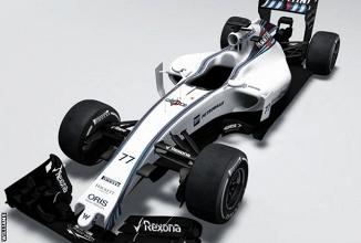 Williams mostra primeiras imagens do FW37