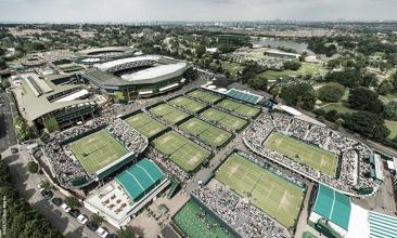 Argentinos en Wimbledon