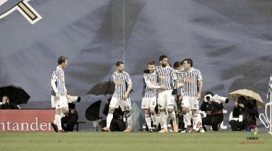 Real Sociedad - Getafe FC: puntuaciones de la Real Sociedad, jornada 29 de LaLiga