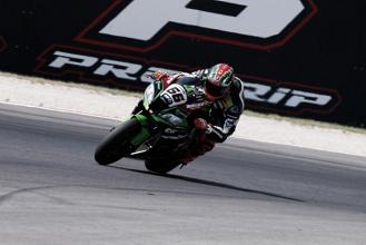 Superbike, GP della Riviera Romagnola: Sykes in Superpole