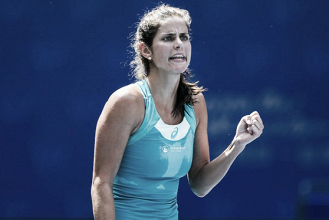 WTA Elite Trophy: Round Robin stage concludes with Julia Goerges headlining the winners on Day 4
