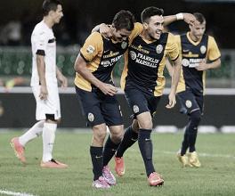 Live Verona - Cagliari in Serie A