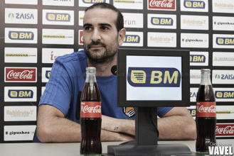 """Toño Ramírez: """"Me viene bien contar con minutos para demostrar que sigo aquí"""""""