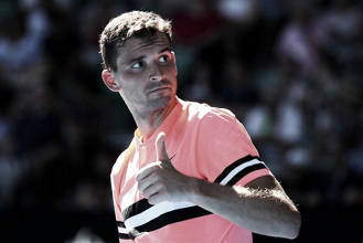 Australian Open: Grigor Dimitrov ousts Andrey Rublev to seal fourth round place