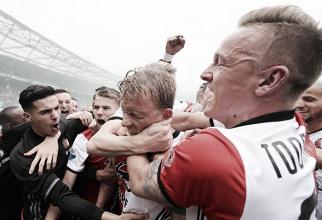 Eredivise, il Feyenoord sul tetto d'Olanda 18 anni dopo. Decisiva una tripletta dell'immortale Kuyt