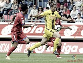 CD Numancia- CA Osasuna: puntuaciones de Osasuna en la jornada 40 de LaLiga 123