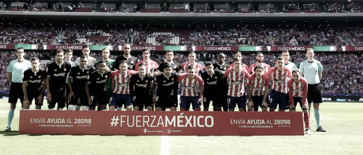 Atlético de Madrid - Sevilla: puntuaciones del Atleti; Jornada 6 de La Liga