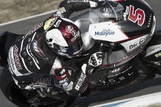 Moto2, GP Valencia: Zarco chiude in trionfo, Luthi davanti a Morbidelli