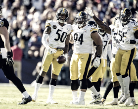 La defensa de los Pittsburgh Steelers comienza a carburar