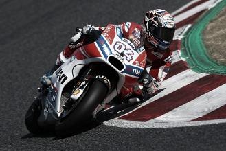MotoGP, test Barcellona: passi avanti per Ducati