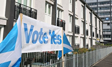 "West Dunbartonshire says ""Yes"" to Scottish independence"