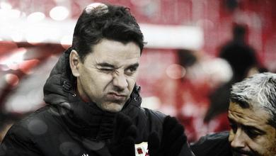 """Míchel: """"El equipo está haciendo las cosas bien"""""""