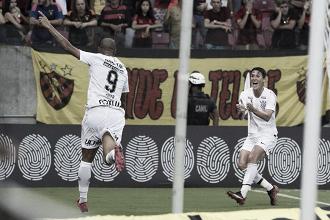 """Roger ressalta primeiro gol com a camisa do Corinthians: """"Tira um peso das costas"""""""