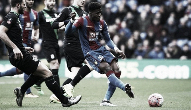 Crystal Palace 1-0 Stoke City: Palace the victors over weakened Potters side