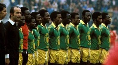 La strana storia dello Zaire al Mondiale del '74