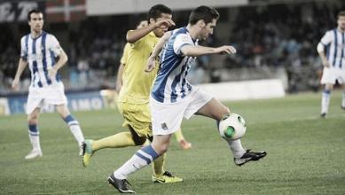 Zaldua, lateral de la Real, a un paso del Leganés