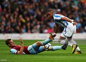 Huddersfield duo Lossl and Jorgensen receive Denmark selections