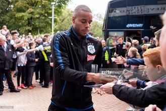 Huddersfield fans live and breathe football says Town defender Mathias Jørgensen