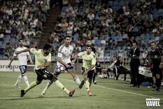 La pizarra de Oltra: Zaragoza - Córdoba CF, justo empate en La Romareda