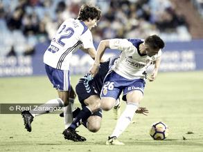 Puntuaciones Real Zaragoza - Cultural Leonesa: puntuaciones Real Zaragoza, jornada 12