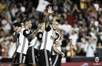 El Valencia vence y se queda corto