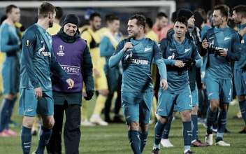 Zenit y Krasnodar, a dieciseisavos de final de la Europa League