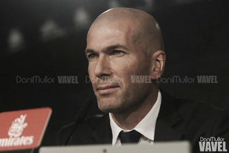 """Zidane: """"Quiero la concentración y la intensidad de Anoeta"""""""