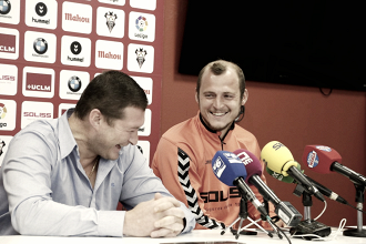 """Roman Zozulia: """"Estoy seguro de que nos vamos a salvar"""""""