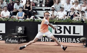 ATP Roma 2017 - Fognini non c'è, vince Zverev