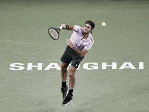 ATP Shanghai: Roger Federer dispatches Alexandr Dolgopolov to move into quarterfinals