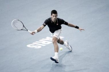 Masters 1000 Paris: Djokovic serein, Goffin et Robredo se qualifie