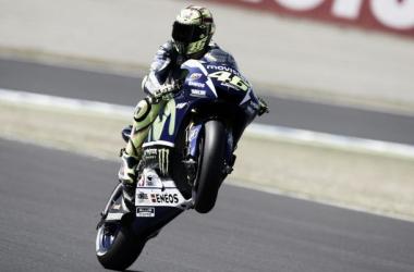 "Valentino Rossi: ""Tenemos que trabajar duro"""