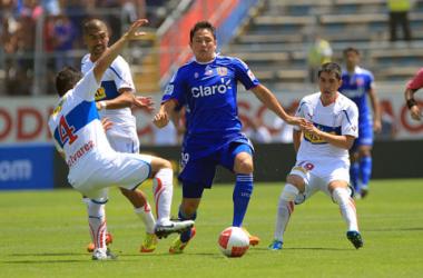 La U jugó con los mismos 11 que ganaron la Sudamericana