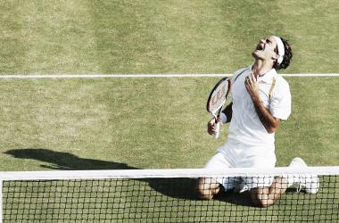 Roger Federer est meilleur que Nadal sur herbe. ©DR