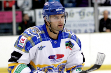 Hat-trick for Fife's Jason Pitton