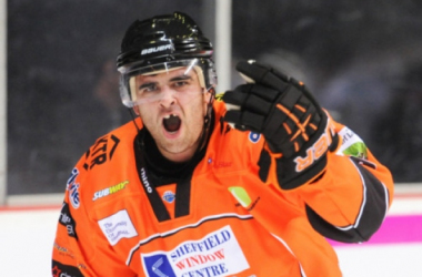 Steelers' Sestito hits hat-trick