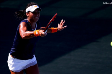 WTA Monterrey, la Watson ferma la Wozniacki. Avanti Garcia, Flipkens e Kontaveit