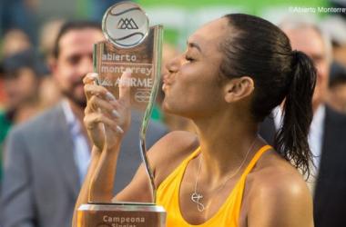 WTA Monterrey, titolo alla Watson