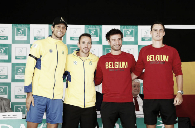 Foto: Divulgação / Davis Cup
