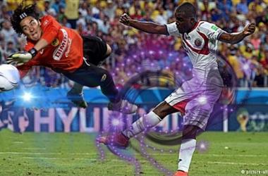 Campbell e Ochoa destacaram-se na primeira ronda do Mundial