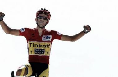 Vuelta 2014 : Contador l'emporte sur les dernière pentes et file vers un troisième sacre