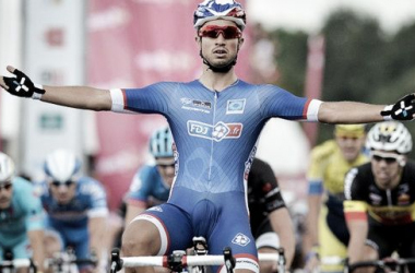 Eneco Tour : Bouhanni l'emporte à Ardooie, Stybar chute violemment