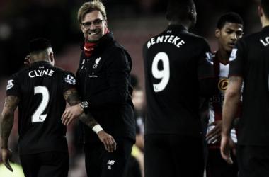 El Liverpool de Jürgen Klopp