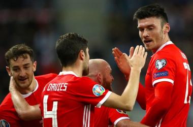 Wales 1-1 Croatia: As it happened