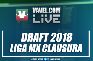 Transferencias del Draft Ascenso Mx Clausura 2018