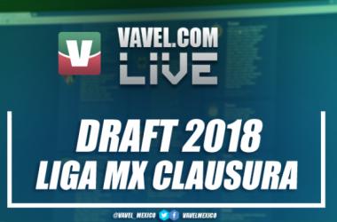 Transferencias del Draft Ascenso Mx Clausura 2018