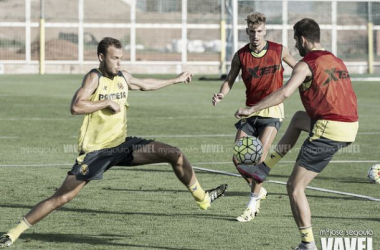 Villarreal CF 2015/2016: Pablo Íñiguez