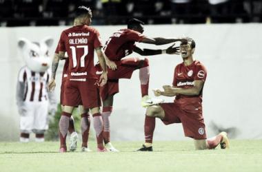 Damião marca e Internacional derrota Náutico em Caruaru para retomar ponta da Série B